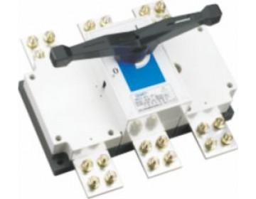 Рубильник NH40-3150/3W, 3P, 3150А, выносная рукоятка управления
