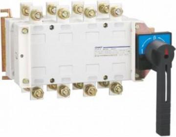 Перекидной рубильник NH40-200/3CS, 3P, 200А, I-0-II, стандартная рукоятка