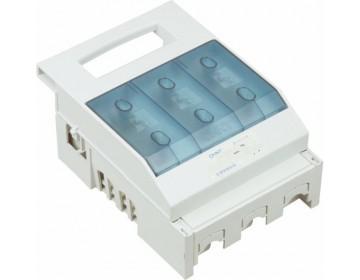 Откидной выключатель-разъедитель NHR17, 3P, 20А, без доп. контактов