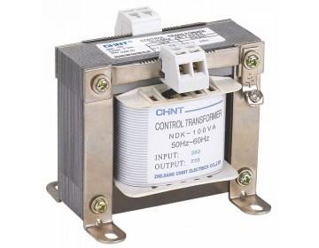 Однофазный трансформатор NDK-150VA 400 230/24 0 24 IEC