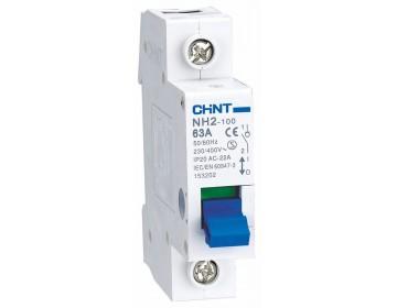Выключатель нагрузки NH2-100 1P 100A