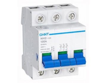 Выключатель нагрузки NH2-100 3P 100A