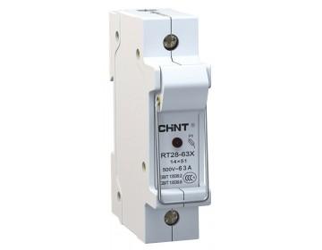 Держатель предохранителя NRT28-63X1P14x51base(EU)